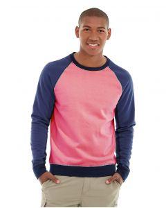 Hollister Backyard Sweatshirt-XS-Red