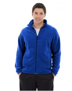 Lando Gym Jacket-L-Blue