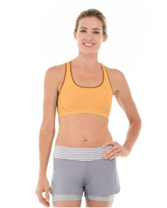 Erica Evercool Sports Bra-XL-Orange